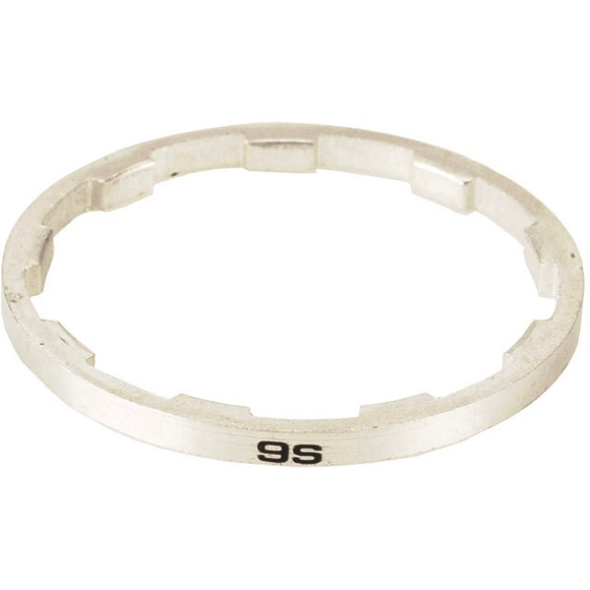 Shimano Cassette Spacers - 9-Speed Spacer (2.56mm)