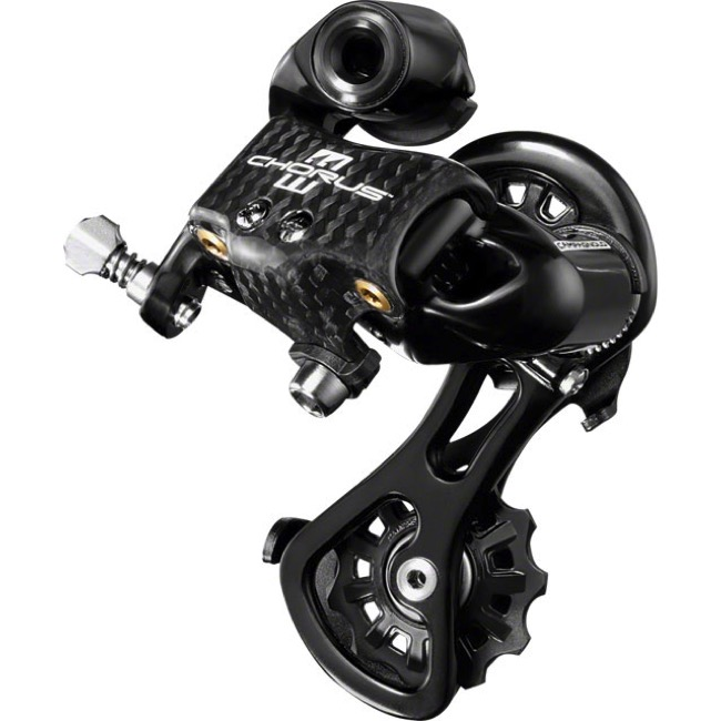 Campagnolo Chorus '11-'14 Rear Derailleur - 11 Speed - Short Cage (Carbon)