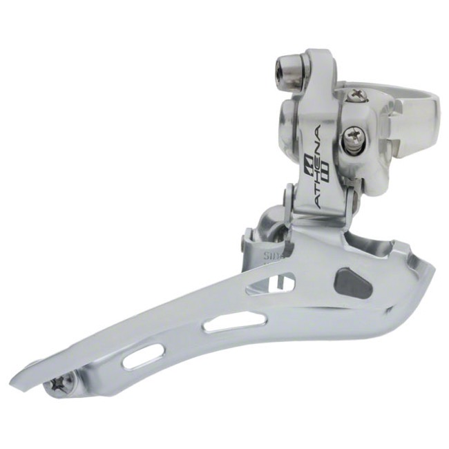 Campagnolo Athena 11s Front Derailleur - 34.9mm Clamp (Silver)