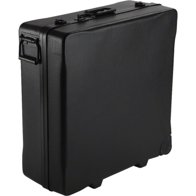 S&S Butterfly Latch Travel Case - Travel Case (Black)