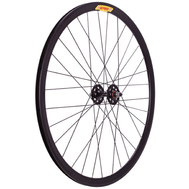 Velocity Deep-V Track Front Wheel - 700c, 9x100mm Bolt On (Front Only)