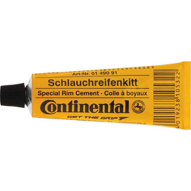 Continental Rim Cement - 25g. Tube for Alloy Rims
