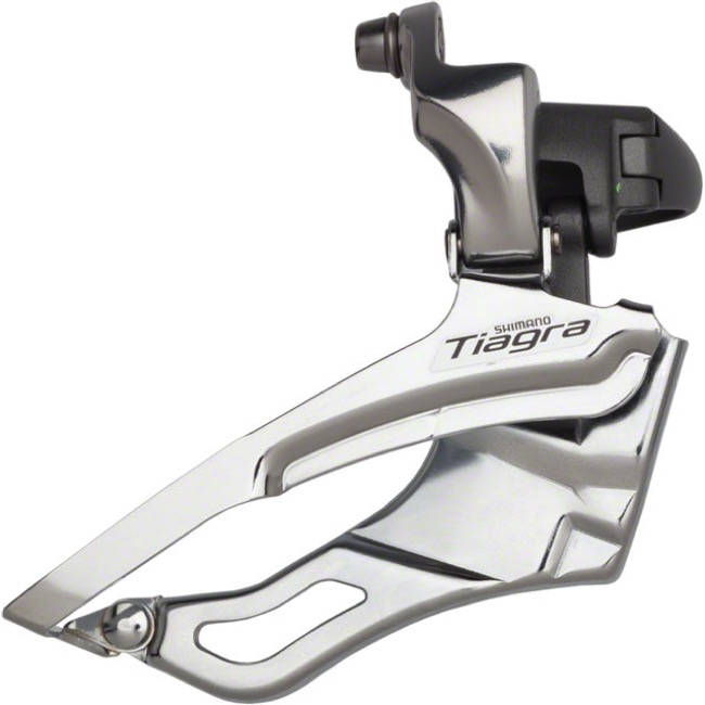 Shimano FD-4603 Tiagra Triple Front Derailleur - 10 Speed - 34.9mm Clamp