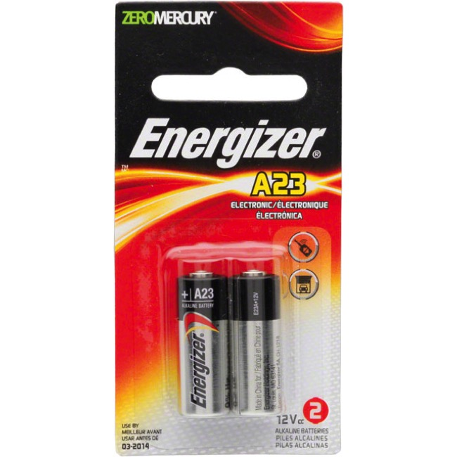 Energizer A23 Battery - 2 Pack
