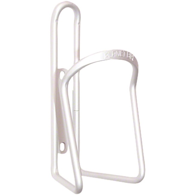 Planet Bike Alloy Bottle Cage - White