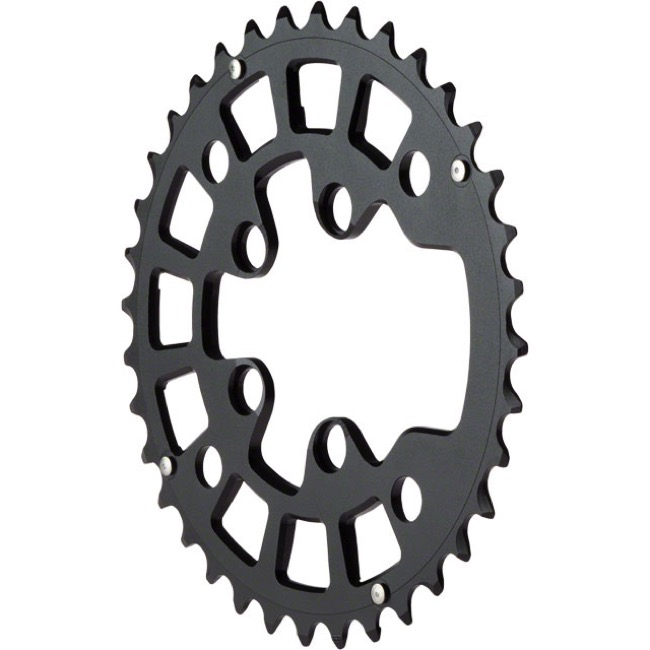 Surly MWOD Aluminum Chainring - 36t (Black)