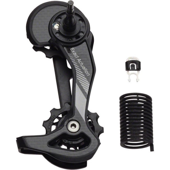 Sram Mountain Rear Derailleur Parts - X.9 10 Speed Medium Cage Assembly