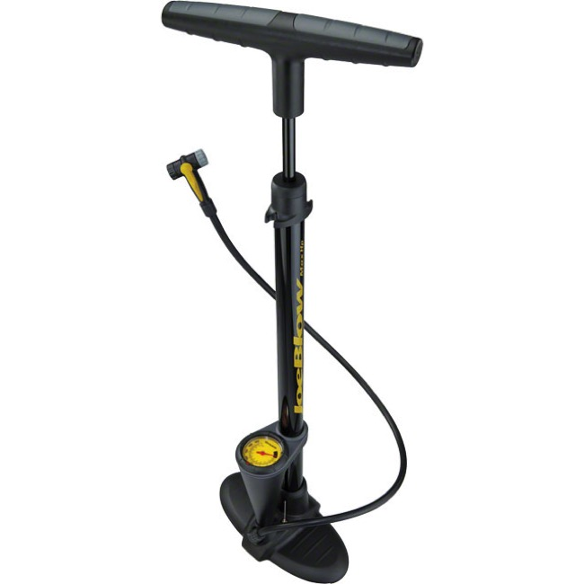 Topeak Joe Blow Max HP Floor Pump - Black