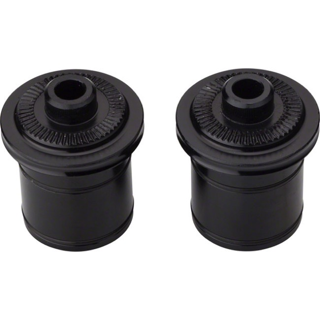 Spank Hub Conversion Kits - 9x100mm QR, Pair (Fits Spoon Front Hubs)