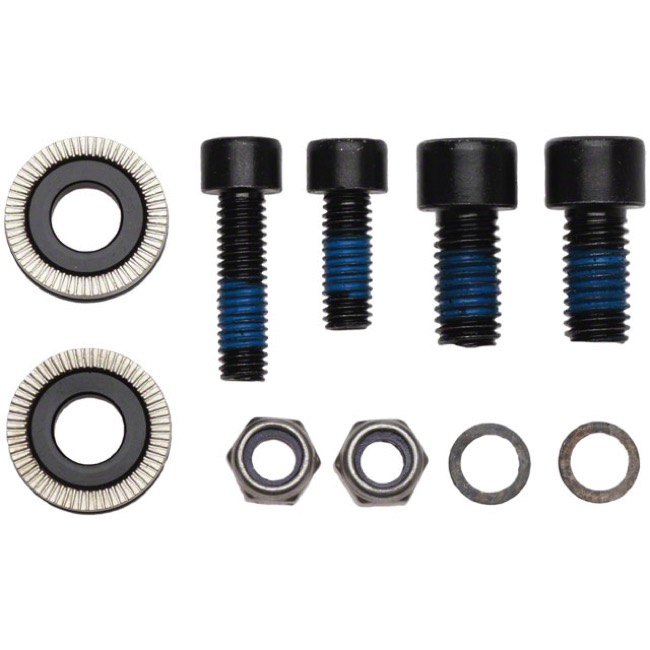 Salsa Alternator 1.0 Hardware - Hardware Set for Steel Frames
