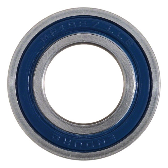 Enduro ABEC-3 Cartridge Bearings - MR1937 - 19x37x9 (Spanish BB)