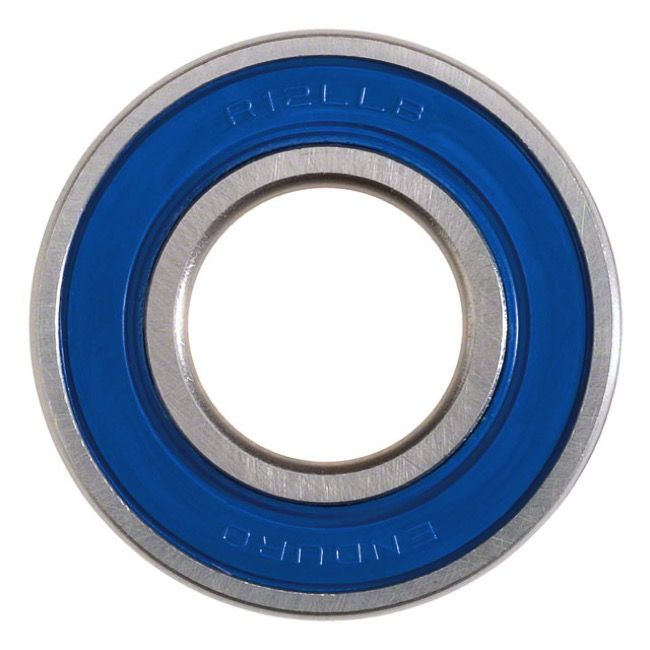 Enduro ABEC-3 Cartridge Bearings - R12 - 19x41.2x11.1 (American 19mm MID)