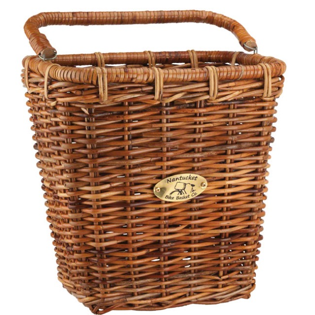 Nantucket Pannier Basket - Honey (Each)