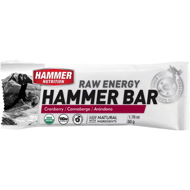 Hammer Bar - Cranberry (Box of 12)