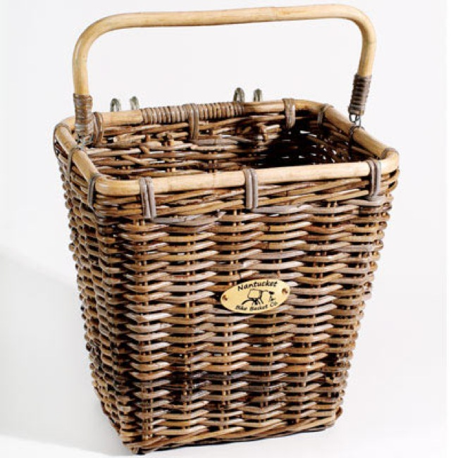 Nantucket Pannier Basket - Brown (Each)