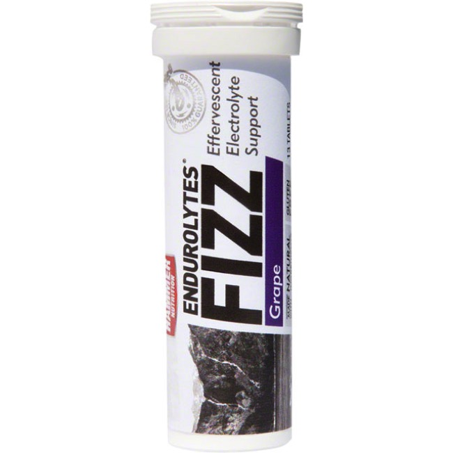 Hammer Endurolytes Fizz - Grape (Box of 12 Tubes)