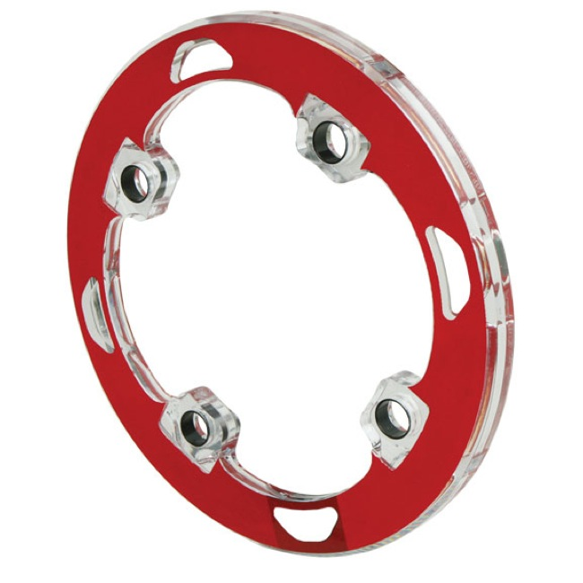 Gamut P30 Bash Guard 2013 - 4x104BCD, 34-36t (Red)