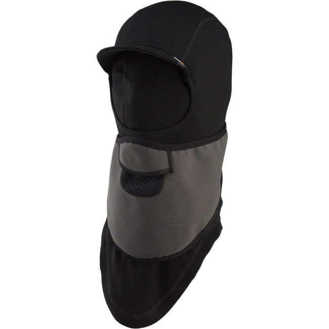 45NRTH Lung Cookie Balaclava - One Size (Black)