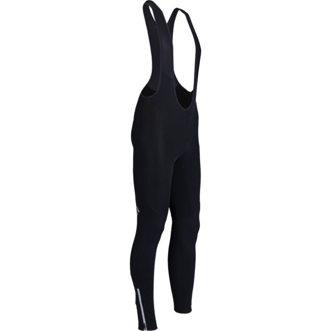 Bellwether Thermaldress Bib Tight with Pad - Black - Medium (Black)