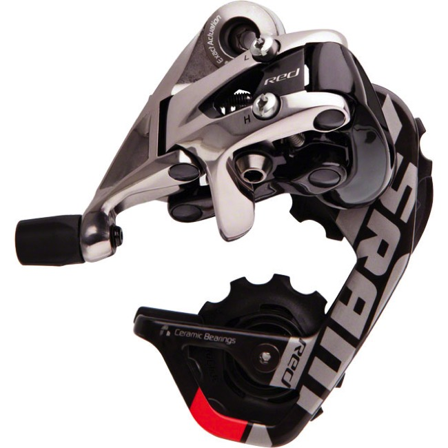 Sram Red WiFli Rear Derailleur - Short Cage