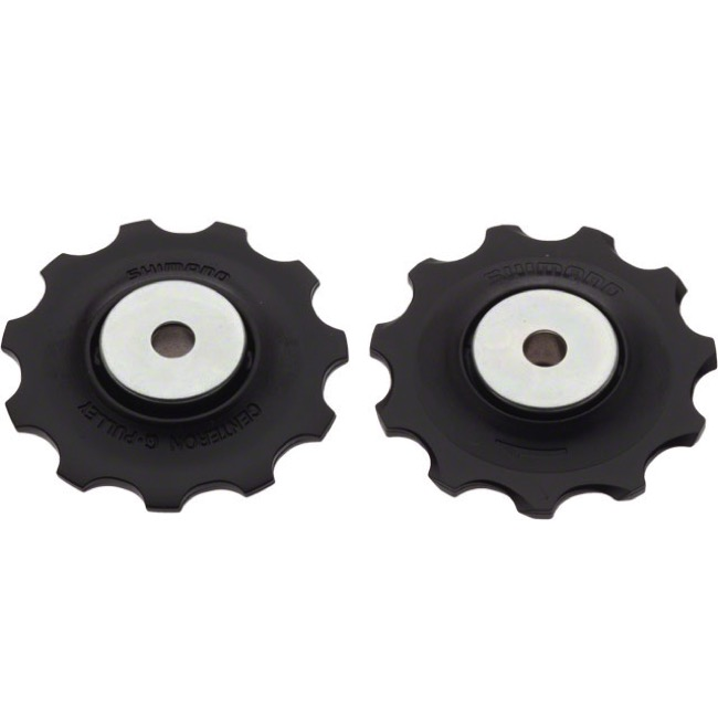 Shimano Upper and Lower Pulleys and Bolts - Tiagra 4601 Pulley Set (Pair)