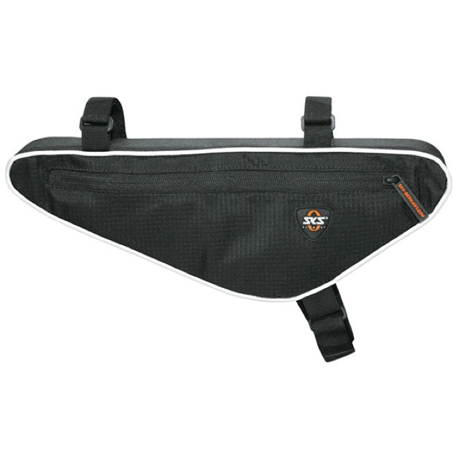 SKS Triangle Frame Bag - Front (Black)