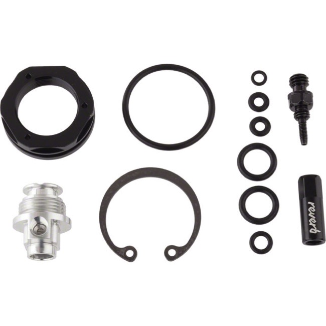 Rock Shox Reverb Seatpost Parts - Stealth Lower Hose Barb Assembly