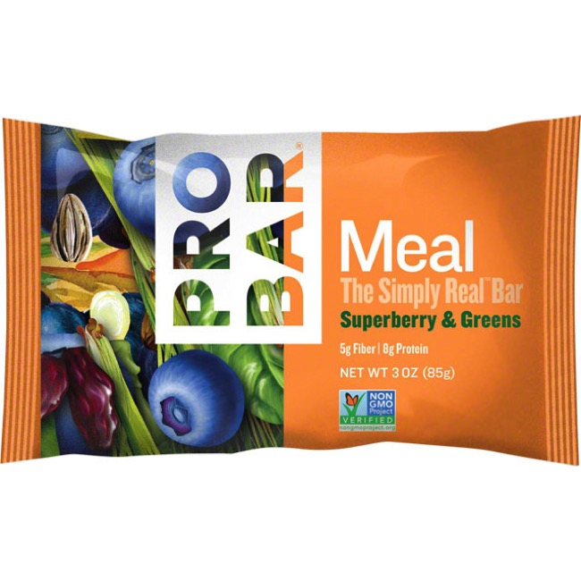 ProBar Meal Bars - Superberry and Greens (Box of 12)