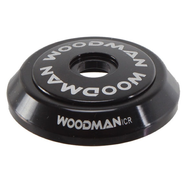 "Woodman ICR IS41 Upper Assembly - 8mm Cover, 1 1/8"" (Black)"