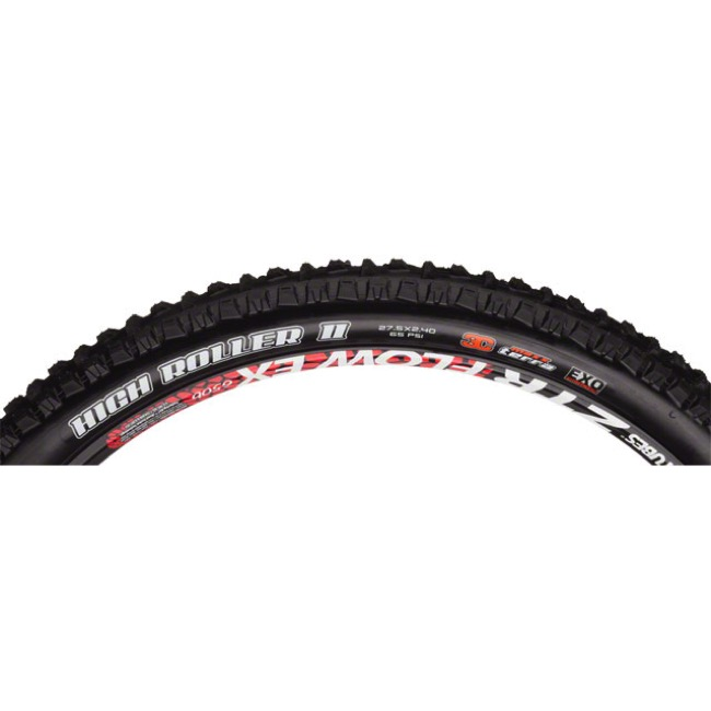 "Maxxis High Roller II 3C/EXO 27.5"" Tire - 27.5 x 2.4"" WT (Folding Bead)"