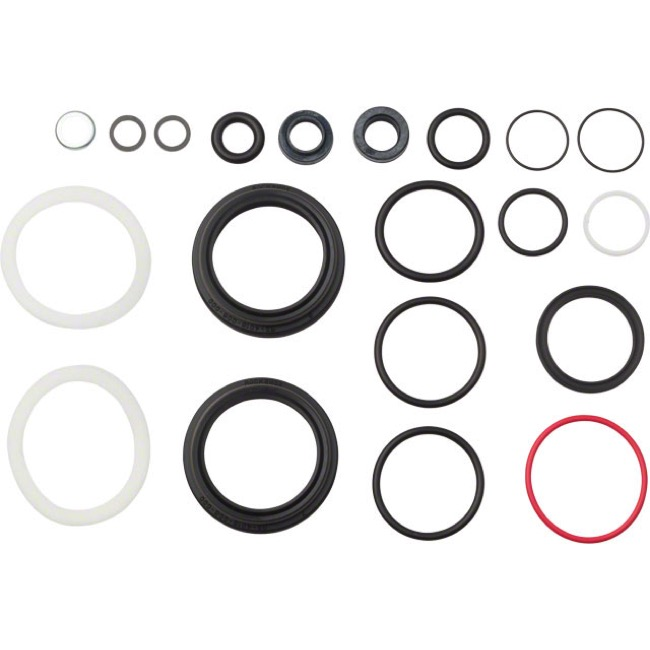 Rock Shox Fork Basic Service Kits - Pike Solo Air, 35mm (2014+)