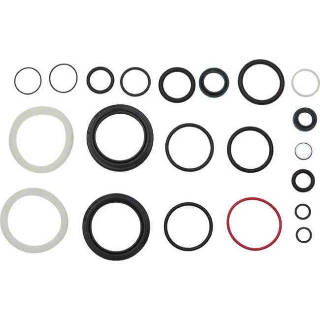 Rock Shox Fork Basic Service Kits - Pike 2-Position Air, 35mm (2014+)