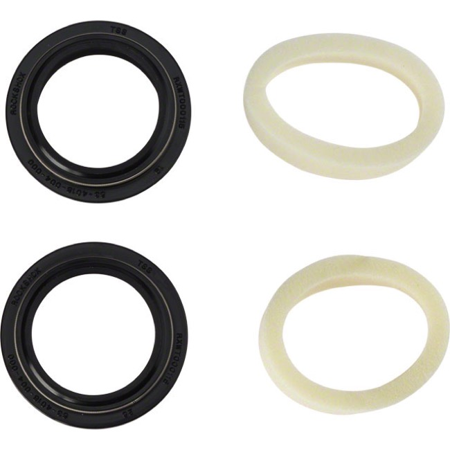Rock Shox Dust Wiper/Oil Seal Revive Kits - XC30, 30mm ('12-'16)
