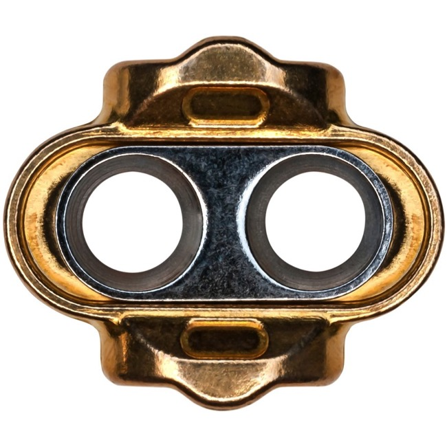 Crank Brothers Premium Cleat Ultra Durable Brass With 6 Degrees of Float for sale online