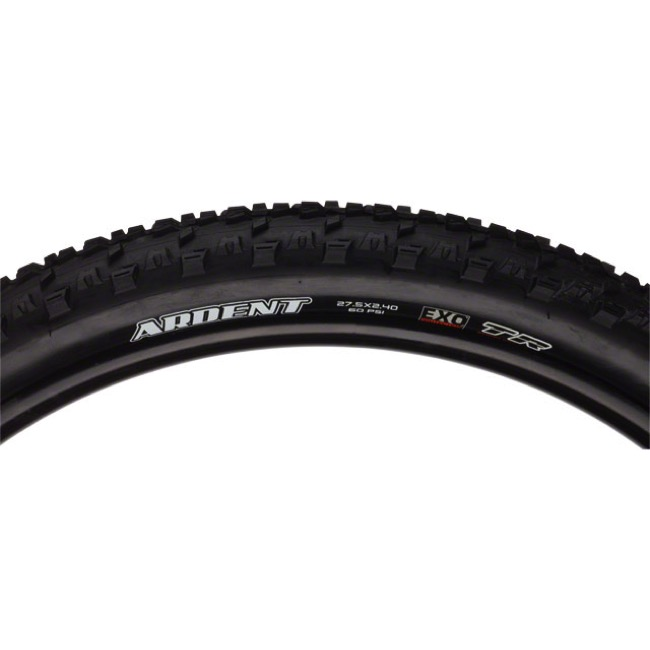 "Maxxis Ardent DC/EXO TR 27.5"" Tire - 27.5 x 2.4"" WT (Folding Bead)"