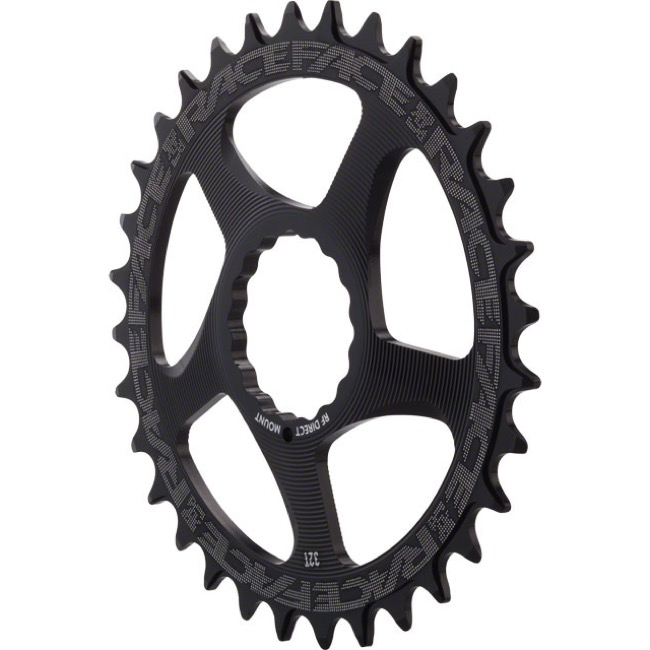 Race Face Direct Mount Cinch Narrow Wide Chainring - 2017 - 32 Tooth x Direct Mount (Black)