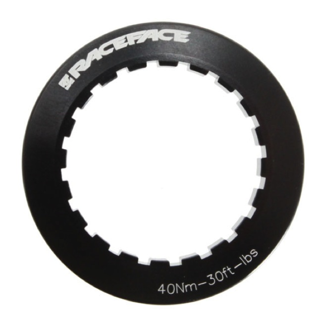 Race Face Cinch System Spiders & Lockring - Direct Mount Lockring