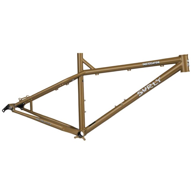 Surly Instigator 2.0 Frame - Gold - Small (Trans Am Gold)