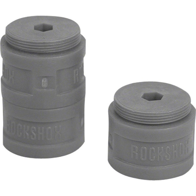 Rock Shox Bottomless Token Spacers - 35mm SoloAir, Pike, BoXXer, Lyrik, Yari (3 Pack)