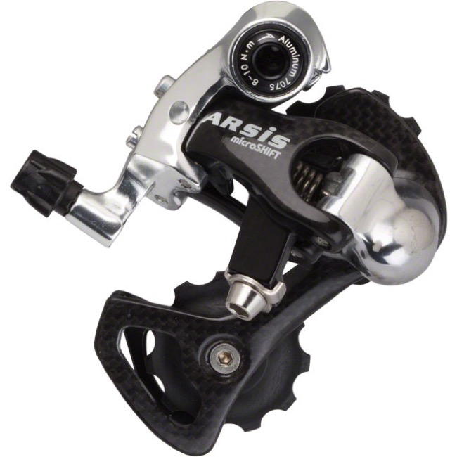MicroShift RD-69 Arsis Rear Derailleur - 10 Speed - Short Cage