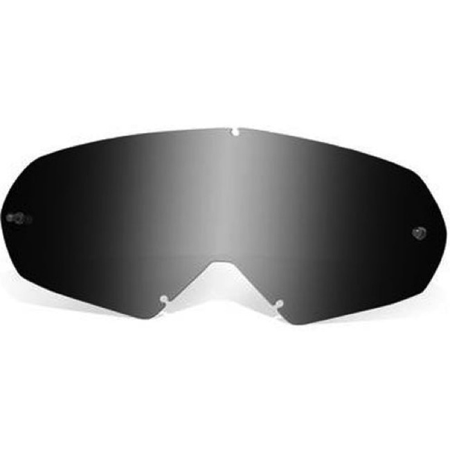 Oakley Mayhem MX Lenses - Black Iridium (Single Lens)