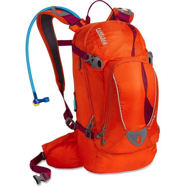 Camelbak L.U.X.E. NV Women's Pack - 2014 - Clementine/Light Purple