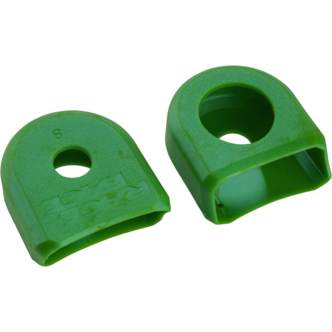 Race Face Aluminum/Small Crank Arm Boots - Pair (Green)
