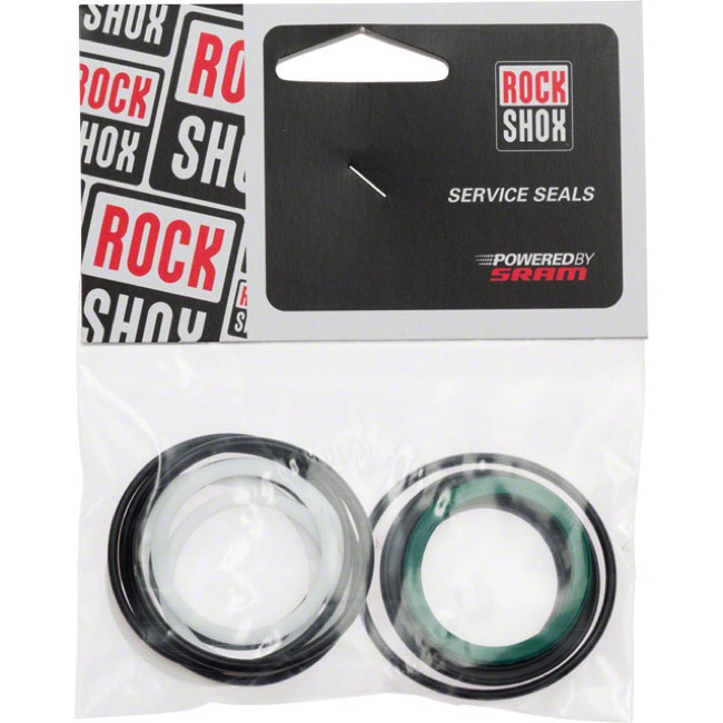 Rock Shox Rear Shock Basic Service Kits - Monarch HV Basic Air Can Service Kit (2014)