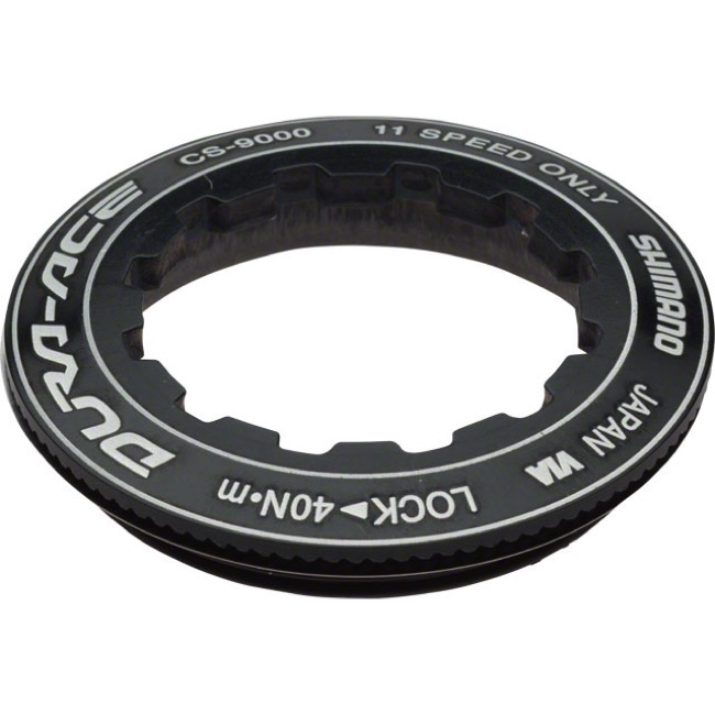 Shimano Hyperglide Cassette Lockrings - Dura-Ace 9000 (11 Speed)