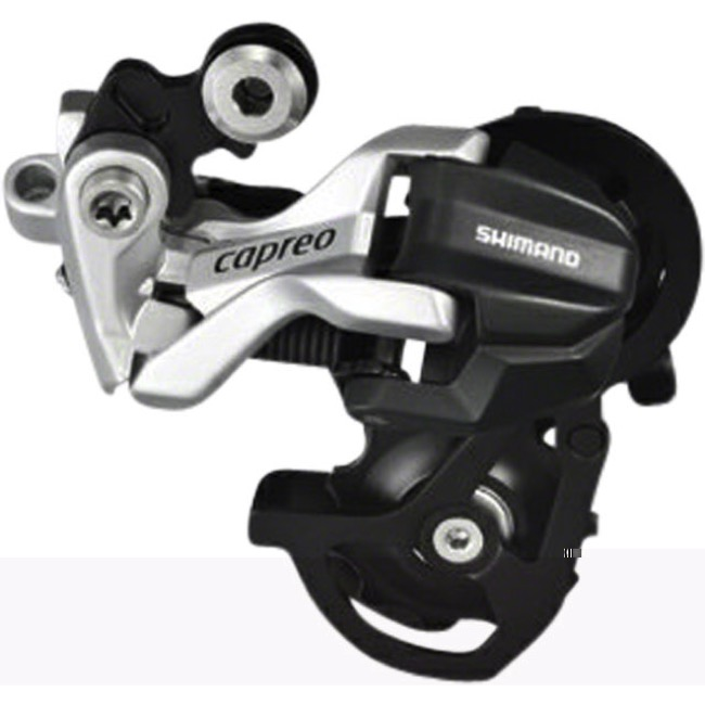 Shimano RD-F800 Capreo Rear Derailleur - 9 Speed - Short Cage