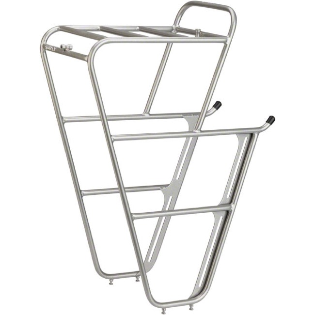Surly CroMoly Front Rack 2.0 - Silver