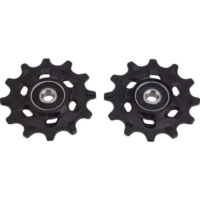 Sram Mountain Derailleur Pulley Sets - X01/X01 DH, X1, Force CX1 Pulleys (Pair)