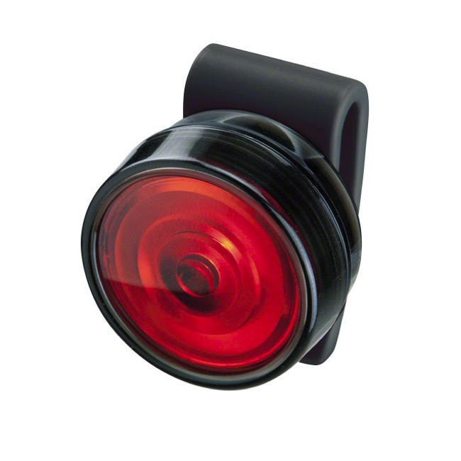 Topeak Lux Helmet/Rack Tail Light - Tail Light (Red)