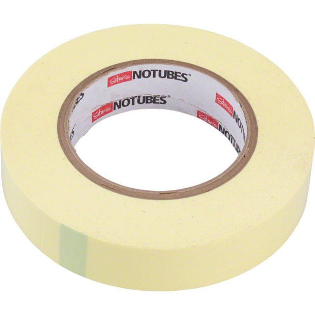 Stans Yellow Rim Tape - 60 Yard - 27mm (Hugo/Flow)